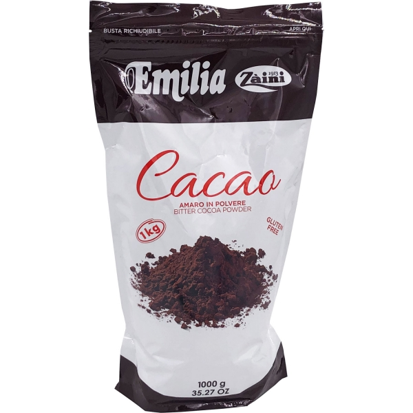 Zaini Kakao ohne Zucker 1kg