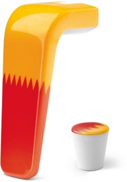 TUA Orange (für 3/1 Tassen)