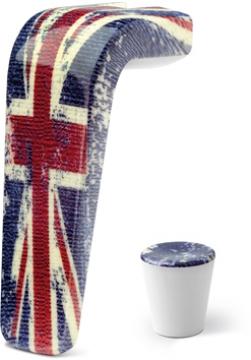 TUA Union Jack (für 6/3 Tassen)
