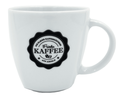 """Kaffeebecher """"Frieda-Kaffee"""""""