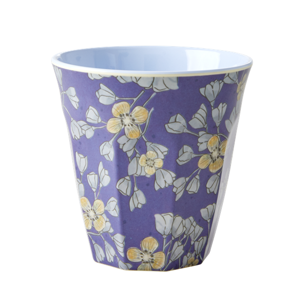Rice Becher 0,2l / Hanging Flower Print