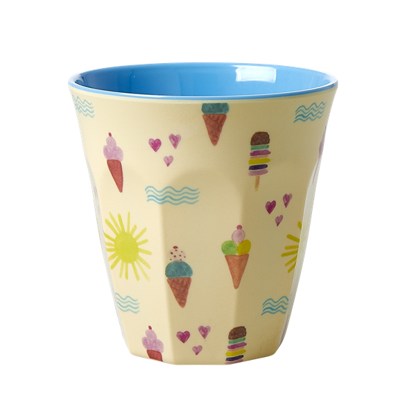 Rice Becher 0,2l / Summer Print